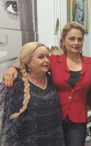 Nany Venancio e Sandra Susi-Rede Brasil